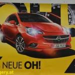 Angrillen bei Opel Krammer mit offizieller Corsa Präsentation.