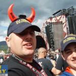 DJ Gery war beim AC/DC Konzert in Spielberg!